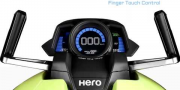 Мотоцикл Hero iON на современной батарее Li-Air