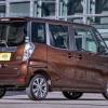 Nissan представляет супервысокий миникар Dayz Roox в Японии