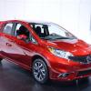 Новая версия Nissan Note SR 2015 представлена в Чикаго