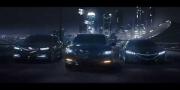 Новые ролики от компании Acura RLX, TLX, NSX