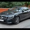 Первый в истории Mercedes S-Class Coupe замечен в США