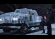 Первый в мире грузовик из льда