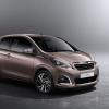 Peugeot представляет новый симпатичный городской автомобиль 108