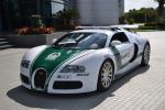 Полиция Дубая обзавелась Bugatti Veyron