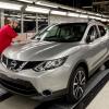 Новый Nissan Qashqai встал на конвейерную ленту