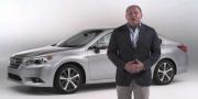 Ролик о новом Subaru Legacy