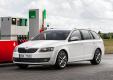 Skoda Octavia получила версию G-TEC на газе с пробегом до 1 330 км!