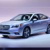 Официально представлена новая Subaru Legacy 2015 во всей красе