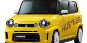 Фото Suzuki Hustler Customize Concept 2014