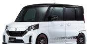 Фото Suzuki Spacia Custom S Concept 2014