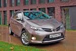 Toyota Auris: практичный городской хетчбэк