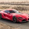 Фото Toyota FT-1 2014