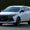 Фото Toyota Harrier G Sports Concept 2014