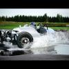 Трехколесник на 2х литровом двигателе с 110 л.с.