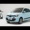Третье поколение Renault Twingo с задним приводом