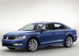 Фото Volkswagen Passat Bluemotion Concept 2014