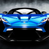 Фото W Motors Lykan SuperSport 2014