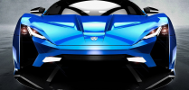 Фото W Motors Lykan SuperSport 2014