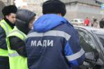 1 февраля на улицы столицы вышли инспекторы МАДИ