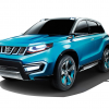 Появились фотографии новой модели Suzuki