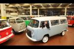 Последний легендарный микроавтобус Volkswagen Kombi обосновался в Ганноверском музее