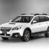 В Нью-Йорке будет представлен новый Subaru Outback
