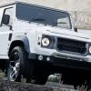 Kahn Design имеет собственное представление о современных перспективах дизельного Land Rover Defender