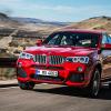 Новый кроссовер BMW X4 в США стоит от 45 тысяч долларов
