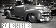 Chevy Thriftmaster LS9 1950 года из современных материалов