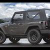 Jeep Wrangler теперь будет со складной крышей