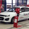 Lada Kalina Sport нового поколения была показана публике