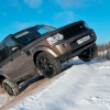Land Rover Discovery 4. Зимой на «дискаре»