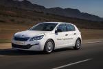 Peugeot 308 с 3-цилиндровыми двигателем установил рекорд по экономии топлива