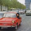 Skoda отмечает 50-й юбилей своего первого автомобиля с задним расположением двигателя 1000 MB