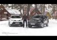 Сравнительный тест драйв Toyota RAV4 и Jeep Compass