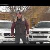 Сравнительный тест драйв Volvo XC90 и Volkswagen Touareg