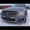 Тест драйв Mercedes-Benz R350 4MATIC