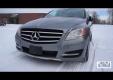 Тест драйв Mercedes-Benz R350 4MATIC