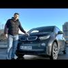 Тест драйв электрокара BMW i3