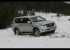Тест-драйв нового Toyota Land Cruiser Prado 2014