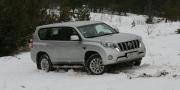 Тест-драйв нового Toyota Land Cruiser Prado 2014