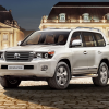 Новый Toyota Land Cruiser 200 Brownstone Specia только для России