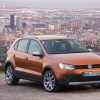 Volkswagen представляет новый CrossPolo, Plus Polo BlueMotion и BlueGT