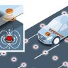 Volvo испытывает магнитную систему, позволяющую автомобилям-роботам ориентироваться на дороге