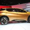 В Нью-Йорке будет представлено следующее поколение Nissan Murano