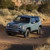 Новый миниатюрный Jeep Renegade 2014
