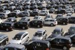 Европейцы все чаще покупают новые автомобили