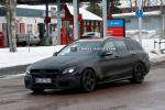 Фотографии универсала Mercedes C63 AMG