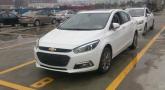 Шпионы засекли Chevrolet Cruze 2015 в Китае