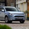 Mitsubishi обнародовала британские цены на новый гибрид Outlander